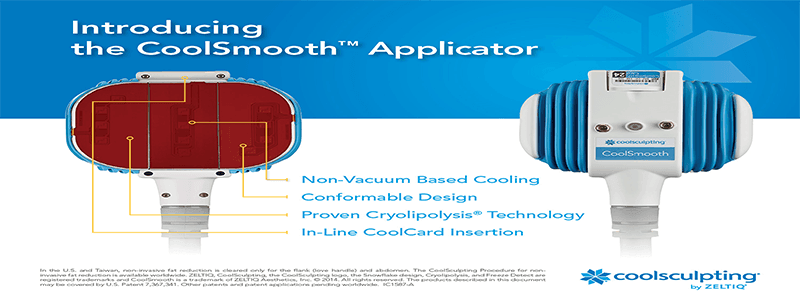 The NEW CoolSmooth CoolSculpting Applicator Is Coming To Z Center For Cosmetic Health