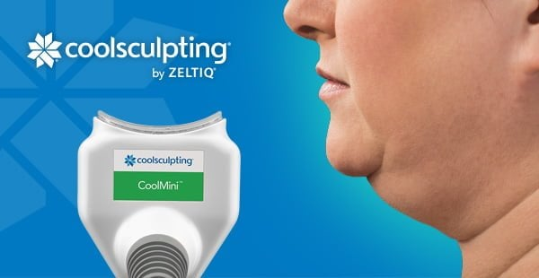 Get Rid Of Your Double Chin With CoolSculpting CoolMini