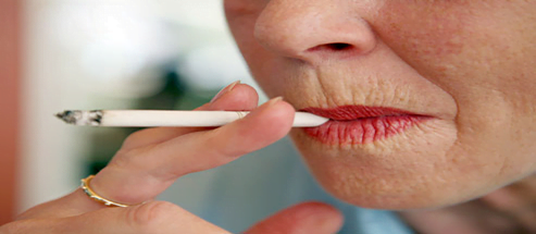 Why Smoking is Bad For Your Skin