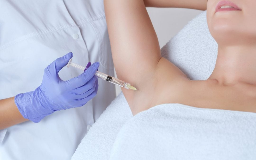 Botox for Primary Axillary Hyperhidrosis (PAH) / Sweating